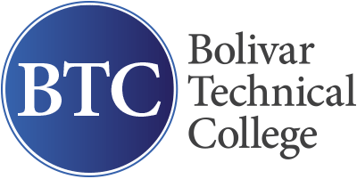 Bolivar Technical College logo and name